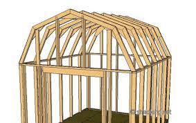 Gambrel Roof Design  The Garage Journal BoardGambrel Roof Plans