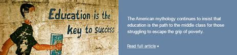 education and urban schools