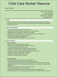 Child Care Resume Skills Resume For Child Caregiver Fresh Child Care