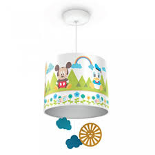 Mickey Mouse Chandelier Light 71753 30 Philips Disney Suspension Light Mickey Mouse White