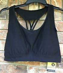 Xersion Performance Wear Berry Blitz Med Support Sports Bra