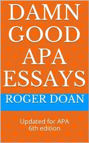 damn good apa essays apa formatting guides writing tips and  23279830