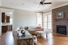 benjamin moore revere pewter living room. Family Room With Behr Sculptor Clay And Silky White Trim Benjamin Moore Revere Pewter Living :