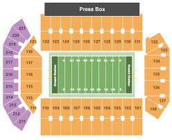 Seating Chart Kinnick Stadium Iowa City