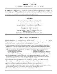 Sample Of A Resume Format Latest Professional Resume Format Proper