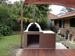 Pizza Oven Outdoor Kitchen Diy Plans For Outdoor Brick Oven Outdoor Kitchen With Grill And