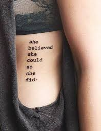 100 Quote Tattoos That Will Change Your Life Tattoos Tattoo