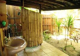 stunning design outdoor bathroom ideas fun and decor