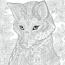 Coloring Pages Wolf Coloring Book Pages Of A Grey Golden Colo Wolf
