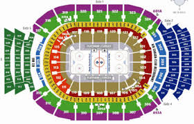 Scotiabank Maple Leafs Seating Chart 52 Interpretive Air Canada Centre Row Chart