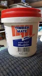 Timbermate Color Chart Timbermate 2kg Wood Filler Water Based Mahogany