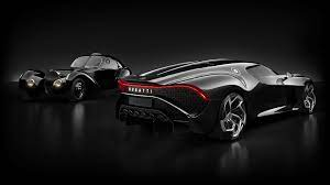 Referring to the type 57 sc atlantic lost by jean bugatti, this private grand tourer goes down in history as the world's most expensive bugatti new model, not just from the company molsheim.bugatti la voiture noire price list of 11 million euros is proof of this claim. La Voiture Noire