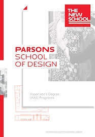 Parsons School Of Design International Tuition 2019 Parsons Aas Viewbook By The New School Issuu
