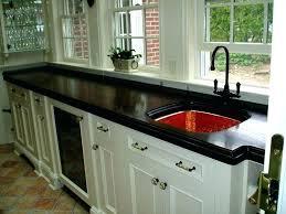 dark butcher block countertops charming dark stained butcher block staining stain wide plank walnut wood s
