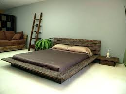 Unique Low Profile Bed Frame For Low Profile Bed Frame Wooden King ...