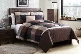 better homes and gardens art deco 7 piece bedding comforter set