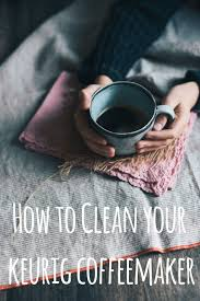 Cleaning Mold From A Keurig Coffee Makers Water Reservoir Delishably