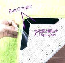 rug carpet pad tape brown gripper for carpets grip 2 x rolls of to trafficmaster