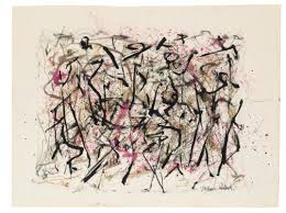 jackson pollock untitled s drawings jackson pollock 1912 1956