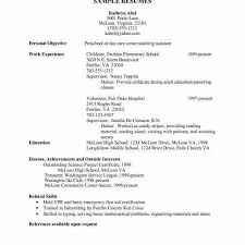 Personal Assistant Job Description Stunning Direct Care Worker Job Description For Resume Fresh Educational