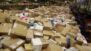 Fedex Sort Observation Inside Fedexs Superhub During Christmas Rush Video Abc News