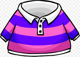 club penguin rugby shirt tshirt white pink png