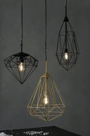 diamond pendant light hanging light gems diamonds by home furnishings lighting pendant lighting and lighting design