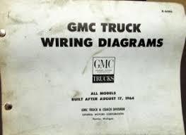 original 1965 gmc truck dealer s brochure mailer medium duty v 1965 gmc dealer electrical wiring diagram service manual all truck models