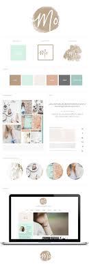 Mint Web Design Brand Website Design For Moisom Www Moisom Com