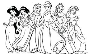 Disney Coloring Pages For Kids To Print Out At Getdrawingscom