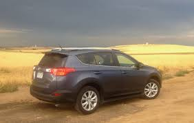 Review: 2013 Toyota RAV4 Limited AWD - No Longer Small, But Good ...