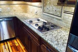 the many options of granite countertops