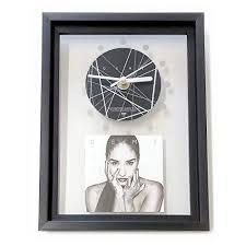 DEMI LOVATO - Demi: FRAMED CD ART CLOCK ... - Amazon.com
