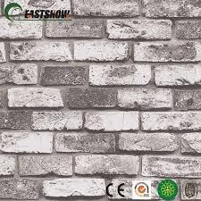China New Decoration 3D Brick Effect ...