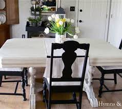 Painting Dining Room Beauteous 48 Dining Room Table And Chairs Makeover With Annie Sloan Chalk Paint