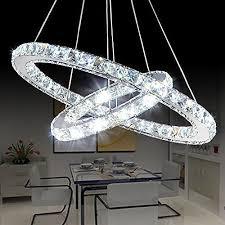 white high power led ceiling chandelier for living room bedroom home modern led chandelier lamp fixture
