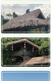 This new listing is an architectural masterpiece ocean view estate property nestled in the rain forest. 1pcs Saz Chaume Telhados De Sape Cobertura De Telhado De Sape Artificial Ao Ar Livre Falso