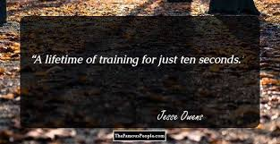 Jesse Owens Quotes Impressive 48 Inspiring Jesse Owens Quotes On Dreams Aspirations And Life