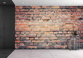 wall26 old brick wall background texture canvas art wall decor 66 x96 com