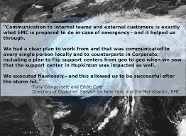 Emc Quote Delectable Hurricane Quote For Matson Blog InFocus Blog Dell EMC Services