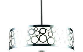 drum shade over chandelier chandelier drum shades drum light fixtures black drum light large size of