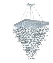 raindrop crystal chandelier pyramid crystal chandelier lighting rain drop ceiling regarding raindrop chandelier modern