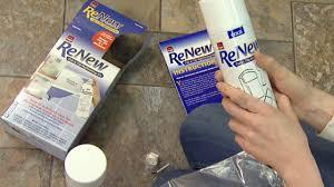 magic renew tub tile refinishing kit today39s homeowner