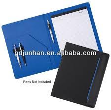 Office File Folder A4 Leather Resume Folder For Interview Buy