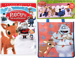 Amazon.com: The Land of Misfit Toys Christmas Favorite Rankin/Bass Rudolph  the Red-Nosed Reindeer Animated DVD + Puzzle & Abominable Snowman Holiday  Bag Bundle: Burl Ives: Movies & TV