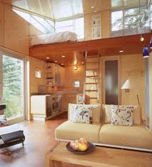 Small Picture Ana White Tiny House Loft With Bedroom Guest Bed Small House