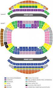 Ed Sheeran Seating Plan Sydney Seating Chart