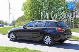2018 bmw lineup. Fine Bmw 2018 BMW 1 Series Facelift On Bmw Lineup P