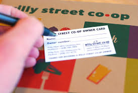want to get your friend or family member ownership of street co op as a gift it s easy to do just stop at the customer service desk in any