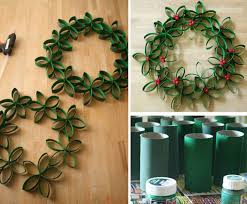 Diy Christmas Tree Diy Paper Roll Christmas Trees Pictures Photos And Images For